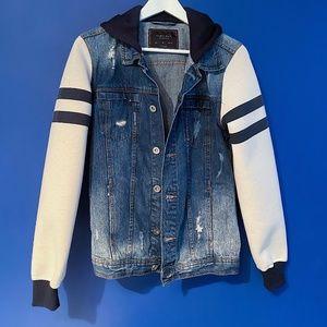 Zara Men oversized jacket for women - amazing fit